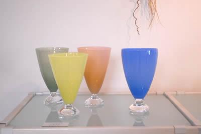 あづみ野ガラス工房2008年